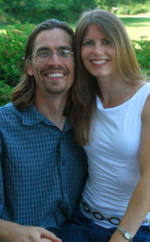 Jeremy and Wendy Myers